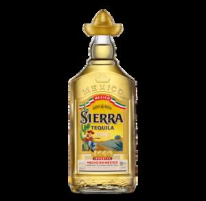Sierra Tequila Reposado (Gold)