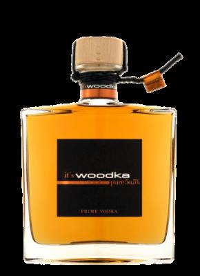 Scheibel Woodka Prime Vodka Holzfassgelagert