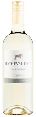 Le Cheval d'Oc Chardonnay Liter