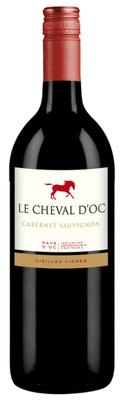 Le Cheval d'Oc Cabernet Sauvignon Liter