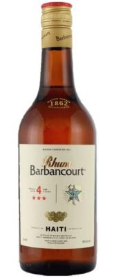 Barbancourt Rhum 4 Years Old, 3 Stars