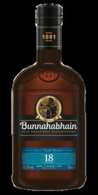 Bunnahabhain 18 Jahre Single Islay Malt