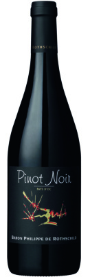 Les Cepages Pinot Noir Vin de Pays d´Oc