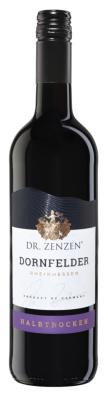 Dr. Zenzen  Dornfelder QbA halbtrocken