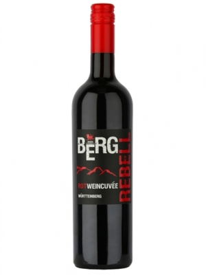 BergRebell Rotweincuvée QbA