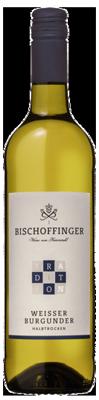 Bischoffinger 'Tradition' Weisser Burgunder QbA