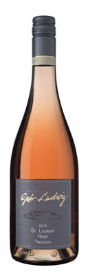 St. Laurent Rosé QbA