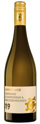 Hammel`s Mariage Chardonnay & Weissburgunder QbA