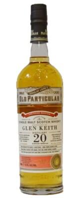 Old Particular Whisky Glen Keith 20 Jahre