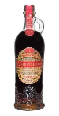El Ron Prohibido Rum Habanero