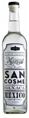 San Cosme Mezcal blanco