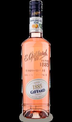 Giffard Creme de Pamplemousse rose - Pink Grapefruit