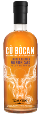Tomatin Cu Bocan Bourbon Cask