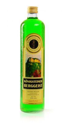 Königssteiner Berggeist Kräuterlikör
