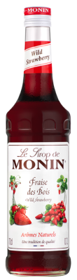 Monin Wild Strawberry Sirup