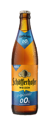 Schöfferhofer Weissbier alkoholfrei