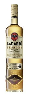 Bacardi Carta Oro (Gold)
