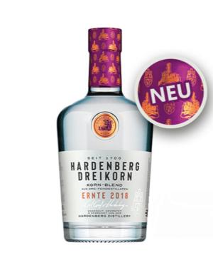 Hardenberg Dreikorn  Handcrafted