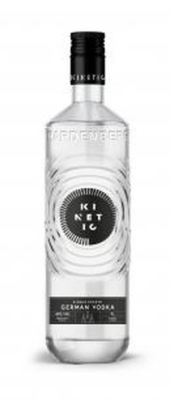 Kinetic Vodka