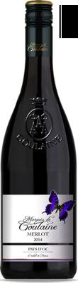 Marquis de Goulaine Merlot Vin de Pays d'Oc