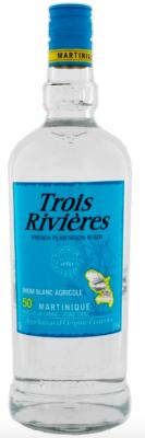 Trois Rivières Rhum Blanc Agricole