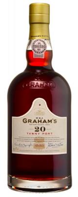 Graham`s 20 Year Old Tawny Port
