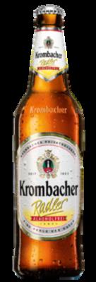 Krombacher Radler alkoholfrei