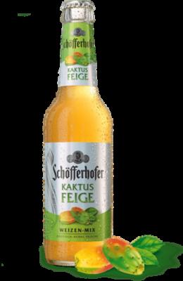 Schöfferhofer Weissbier Kaktusfeige 4x6er