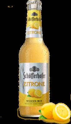 Schöfferhofer Weissbier Zitrone Naturtrüb 4x6er