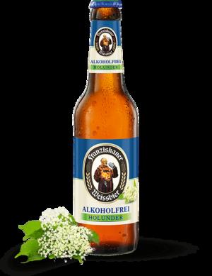 Franziskaner Holunder alkoholfrei