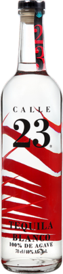 Calle 23 Blanco - 100% Agave
