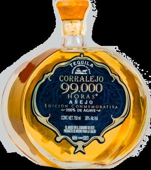 Corralejo Tequila 99.000 Horas Anejo - 100% Agave
