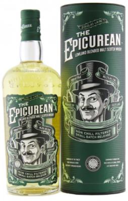 The Epicurean Lowland Blended Malt Whisky