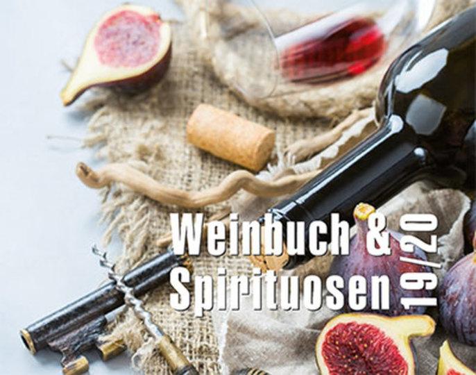 Weinbuch & Spirituosen 19/20 Katalog-Download